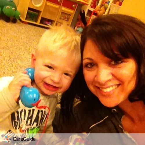 Child Care Provider Mia Krailler's Profile Picture