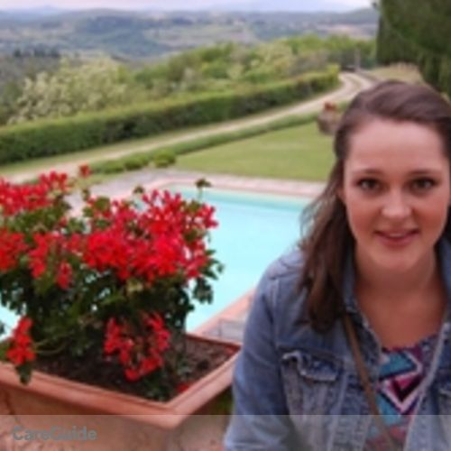 Canadian Nanny Provider Kara Thomson's Profile Picture