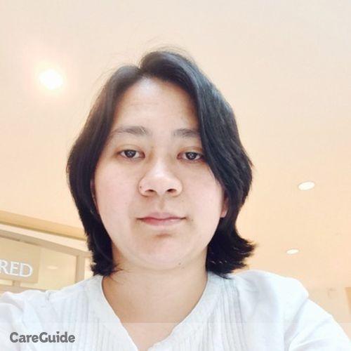 Elder Care Provider Katerine Giray's Profile Picture