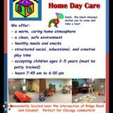 Daycare Provider in Munster