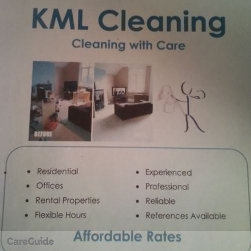 Housekeeper Provider Kristin A's Profile Picture