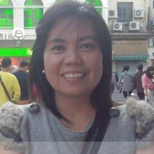 Canadian Nanny Provider Maria Liza Fundar's Profile Picture