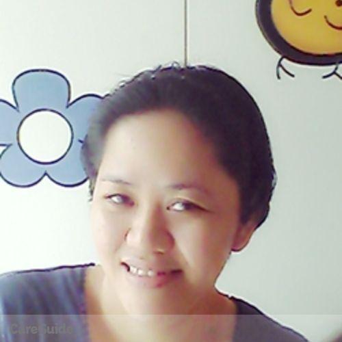 Canadian Nanny Provider Maria Concepcion M's Profile Picture