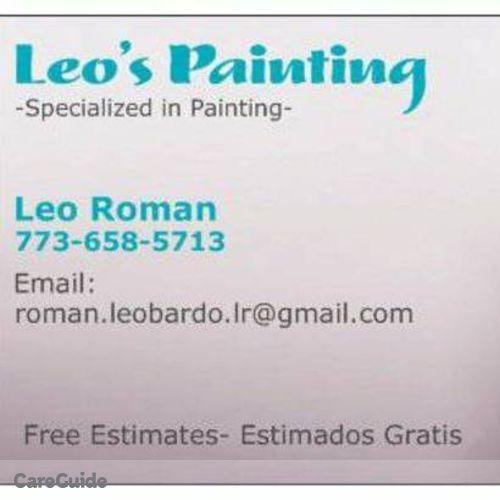 Painter Provider Leo Roman's Profile Picture