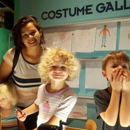 Canadian Nanny Provider Nancy Fajardo Gallery Image 1