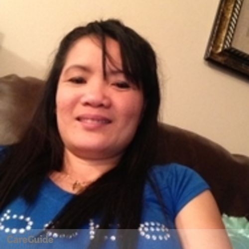 Canadian Nanny Provider Erlinda Mandac's Profile Picture