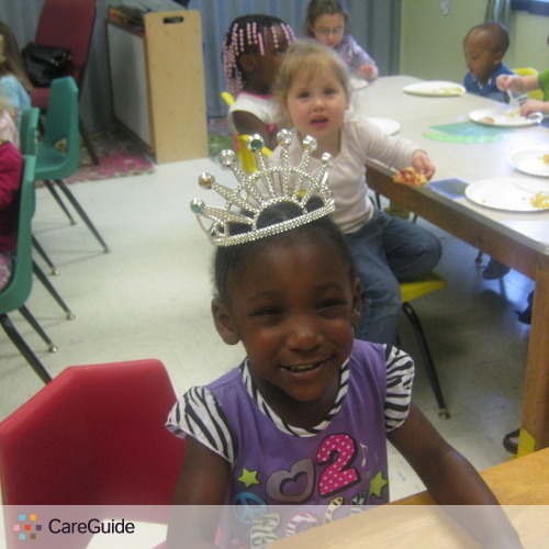 Child Care Provider Monet Efferson's Profile Picture