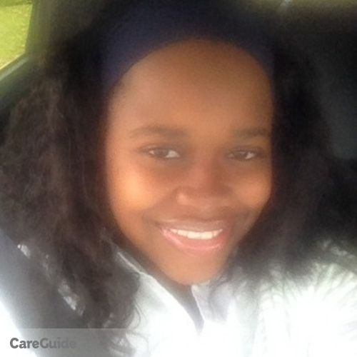Child Care Job Teyonia Walker's Profile Picture