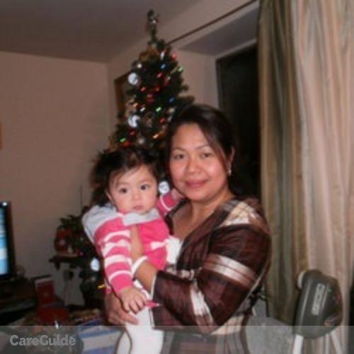 Canadian Nanny Provider Rowena Martinez's Profile Picture