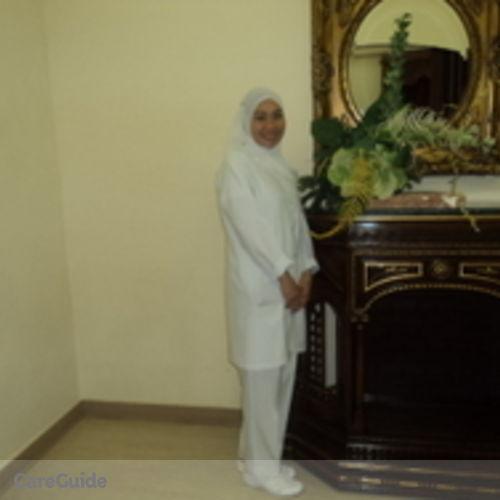 Canadian Nanny Provider Nilma Amil's Profile Picture