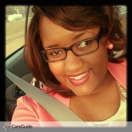Child Care Provider Kaleasha Crawford's Profile Picture