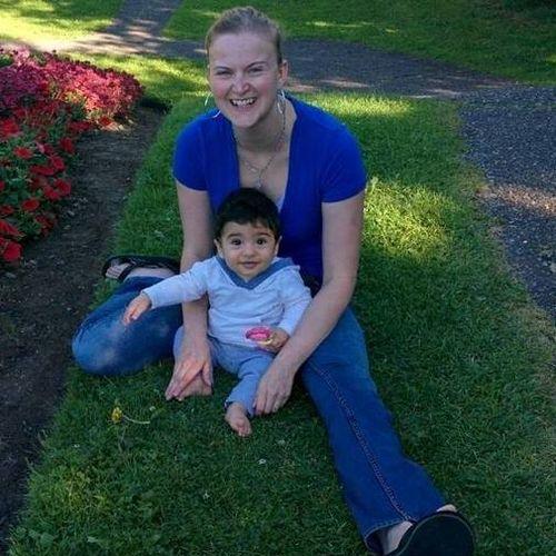 Canadian Nanny Provider Sheila Price's Profile Picture