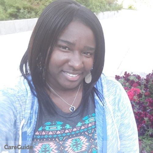 Canadian Nanny Provider Stephanie Gabriel's Profile Picture