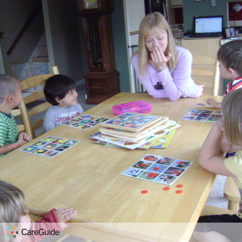 Child Care Provider Gretchen Jackson's Profile Picture