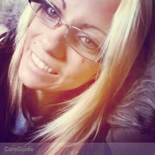 Canadian Nanny Provider Daniella R's Profile Picture