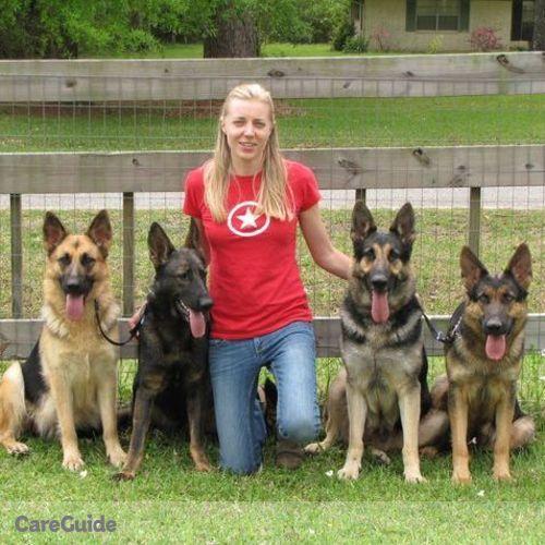 Pet Care Provider Kristen Morris's Profile Picture