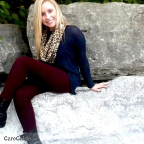 Canadian Nanny Provider Tegan Marchand's Profile Picture