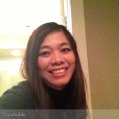 Canadian Nanny Provider Caroline Calibuso's Profile Picture