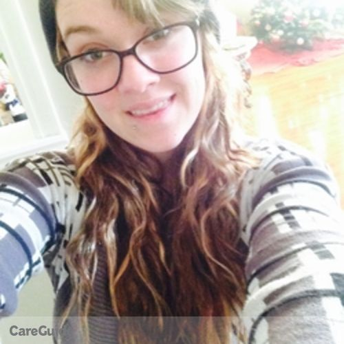 Canadian Nanny Provider Hope Guthrie's Profile Picture