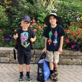 WANTED : after school care for two charming boys, ages 6 & 8, M-F located near Islington & Albion