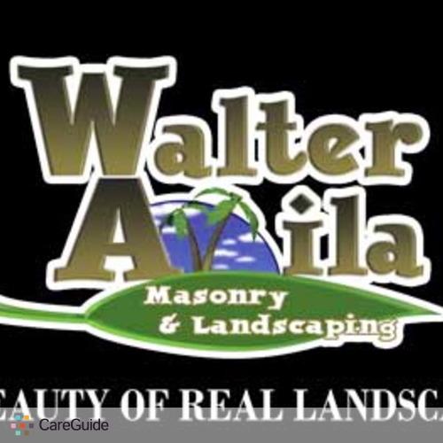 Landscaper Provider Walter Avila's Profile Picture