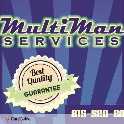 Handyman Provider MultiMan Services's Profile Picture