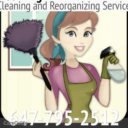 Housekeeper Provider Violetta Cleaning Service's Profile Picture
