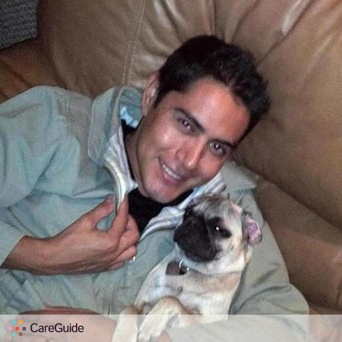 Pet Care Provider Fernando Aguilar's Profile Picture