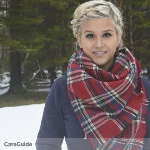 Canadian Nanny Provider Kendra Y's Profile Picture