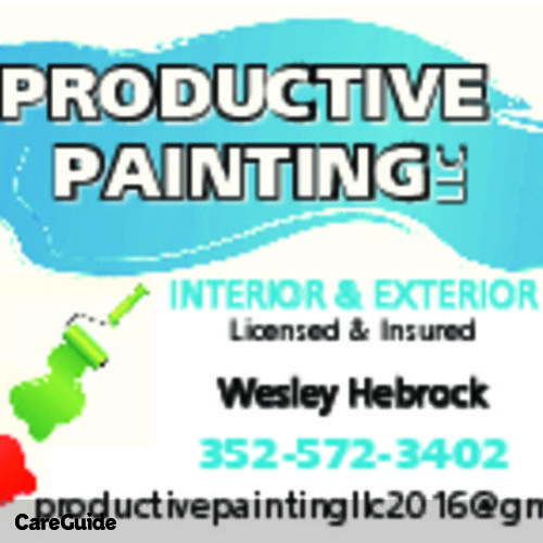Painter Provider Kimberly Hebrock's Profile Picture