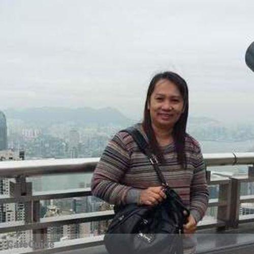 Canadian Nanny Provider Luzvina M's Profile Picture