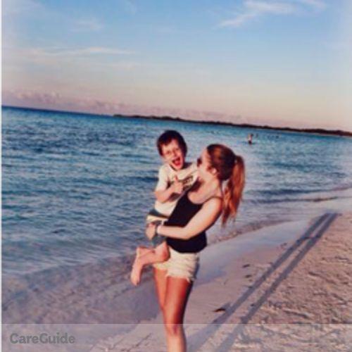 Canadian Nanny Provider Jessica Thompson's Profile Picture