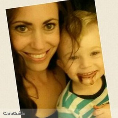 Canadian Nanny Provider Tabitha Sims's Profile Picture