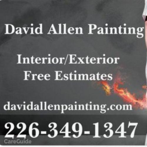 Painter Provider David Allen's Profile Picture