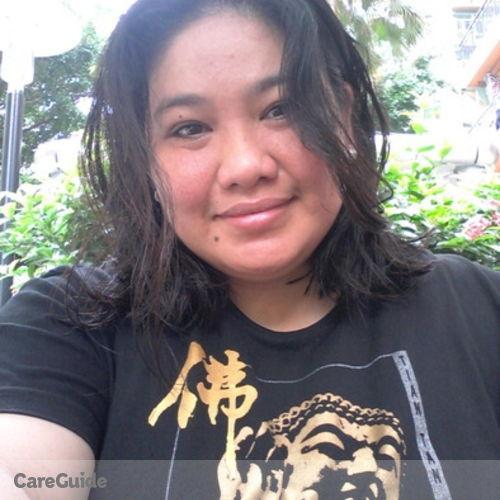 Canadian Nanny Provider Vermadel Canonero's Profile Picture