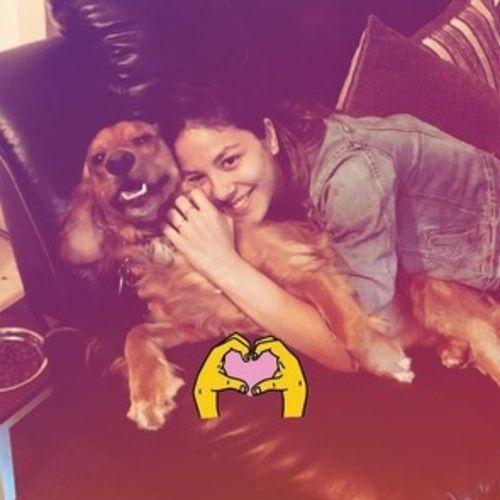 Pet Care Provider Nathalia L's Profile Picture