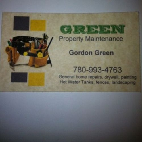 Handyman Provider Gordon G's Profile Picture