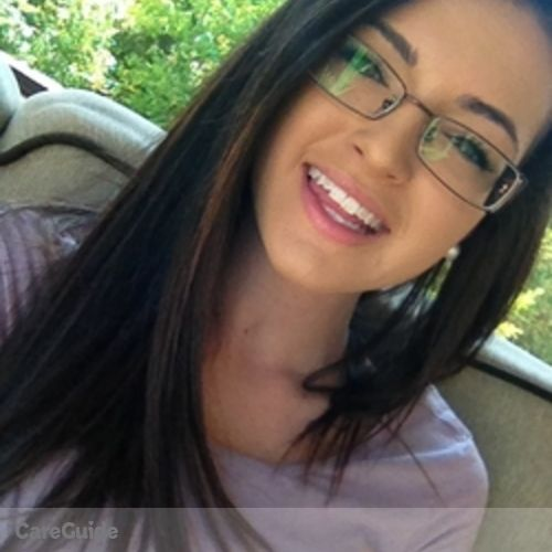 Canadian Nanny Provider Jessica Corson's Profile Picture