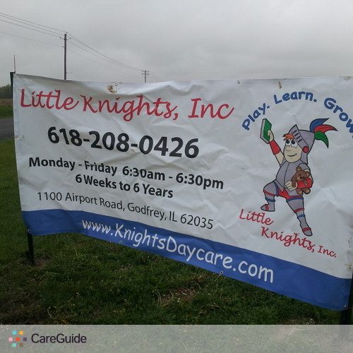 Child Care Provider Little Knights Daycare's Profile Picture