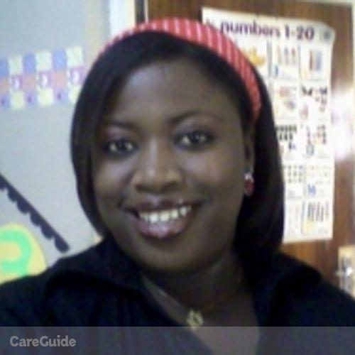Canadian Nanny Provider Kofoworola Bankole's Profile Picture