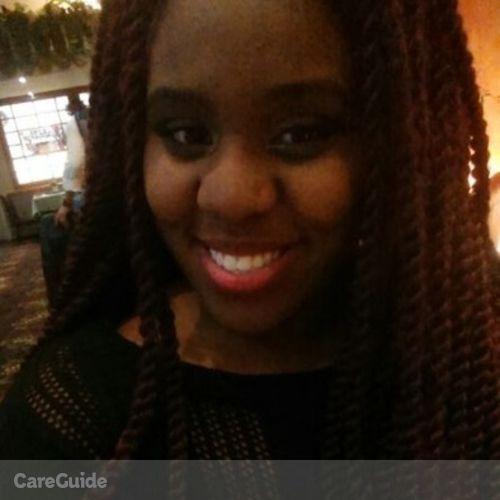 Canadian Nanny Provider Jeniece S's Profile Picture
