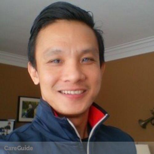 Canadian Nanny Provider Rainier Vesagas's Profile Picture