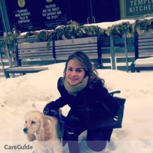Canadian Nanny Provider Carolina Ardila's Profile Picture