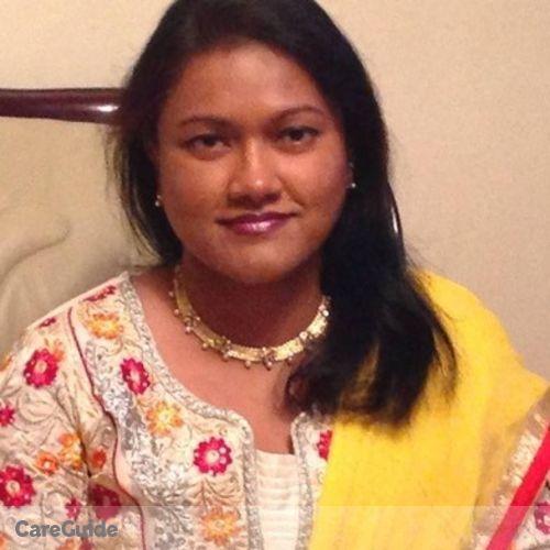Child Care Provider Rumana A's Profile Picture