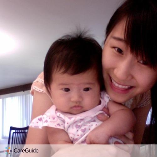 Child Care Provider Wei Hu's Profile Picture