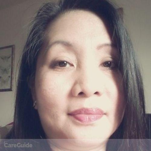 Canadian Nanny Provider Marites Balino's Profile Picture