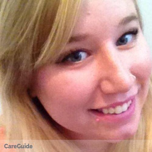 Canadian Nanny Provider Paige Hamilton's Profile Picture