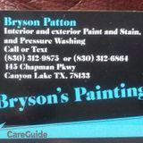 Painter in Canyon Lake