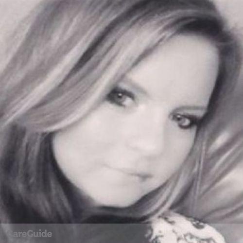 Canadian Nanny Provider Amanda Melanson's Profile Picture