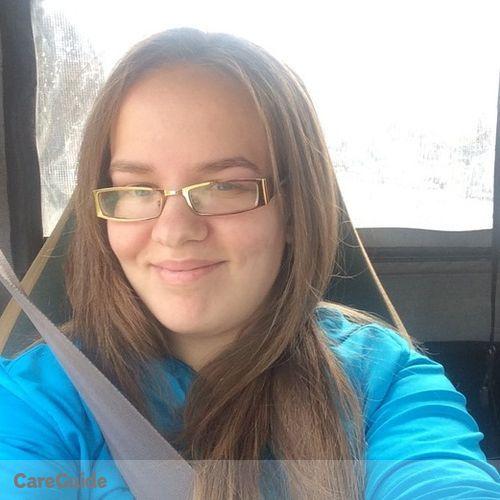 Canadian Nanny Provider Vanessa C's Profile Picture